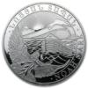 500 Dram Arménie 2014 1 once argent - Arche de Noé Revers