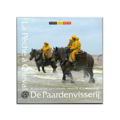 Coffret BU Belgique 2014 Recto