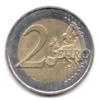 (EUR12.200.2011.0.000000076) 2 euro Monaco 2011 Revers