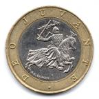 (W150.1000.1997.1.12.000000001) 10 Francs Sceau des Grimaldi 1997 Avers