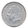 (W150.500.1945.1.1.000000004) 5 Francs Louis II 1945 Avers