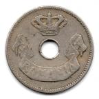 (W184.010.1905.1.1.000000001) 10 Bani Banderole couronnée 1905 Avers