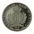 5 euro Saint-Marin 2014 argent BE - Ayrton Senna Avers