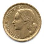 (FMO.10.1951_B.4.4.000000001) 10 Francs Guiraud 1951 B Avers