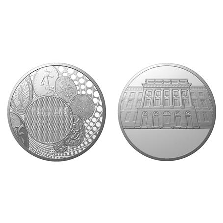 Médaille argent - 1150 de la Monnaie de Paris (visuel supplémentaire)
