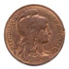 (FMO.010.1912.5.17.000000001) 10 centimes Dupuis 1912 Avers