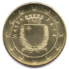 5 euro Malte 2014 - Première Guerre mondiale Avers
