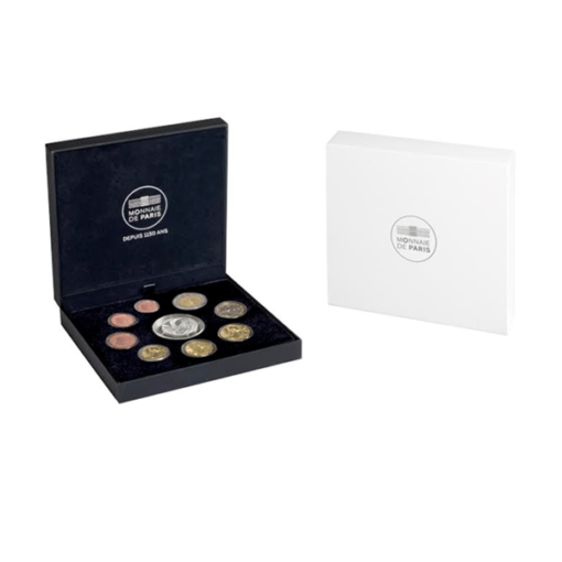Coffret BE France 2015