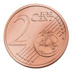 2 cent Lituanie 2015 Revers