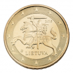 50 cent Lituanie 2015 Avers