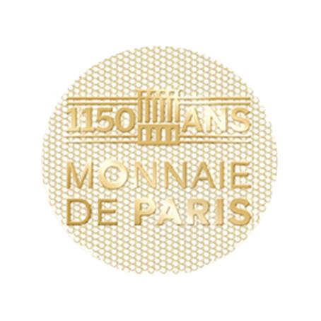 Mini-set BU France 2014 - 1150 ans de la Monnaie de Paris (visuel complémentaire)
