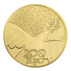 200 euro France 2015 or BE - Europa Revers