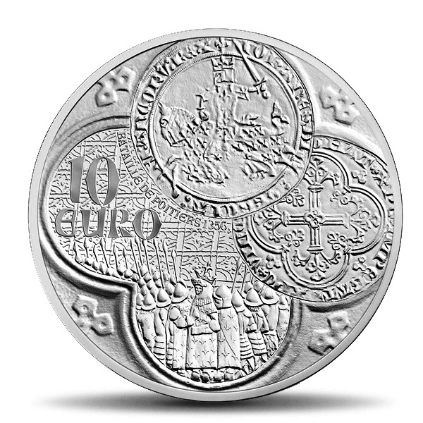 (EUR07.ComBU&BE.2015.1000.BE.10041292900000) 10 euro France 2015 Proof silver - Sower Reverse (zoom)