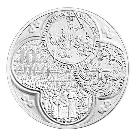 (EUR07.ComBU&BE.2015.1000.BE.10041292900000) 10 euro France 2015 argent BE - Semeuse Revers