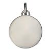 (FMED.Méd.couMdP.Ag2) Médaille de cou argent - Le Petit Prince Revers