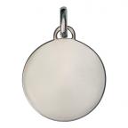 (FMED.Méd.couMdP.Ag4) Médaille de cou argent - Le Petit Prince dans les étoiles Revers