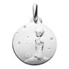 (FMED.Méd.couMdP.Ag5) Médaille de cou argent - Le Petit Prince sur sa planète Avers