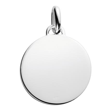 (FMED.Méd.couMdP.Ag5) Médaille de cou argent - Le Petit Prince sur sa planète Revers