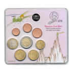 Mini-set BU France 2015 - Naissance fille Recto