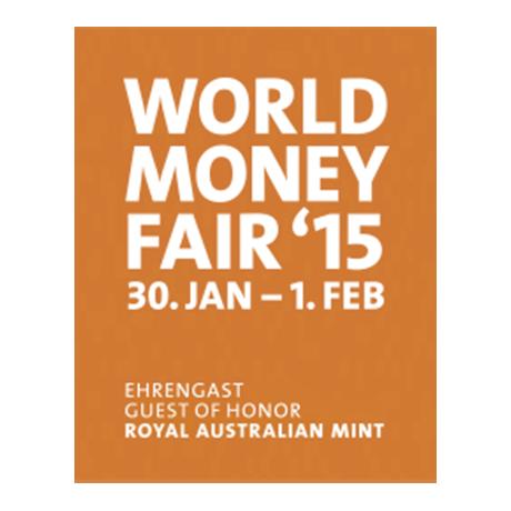 Berlin World Money Fair 2015__30.01.2015-01.02.2015