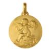 (FMED.Méd.couMdP.Au15) Médaille de cou or - Mariage Avers