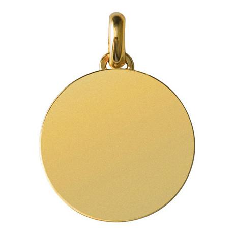 (FMED.Méd.couMdP.Au15) Médaille de cou or - Mariage Revers