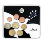 Mini-set BU France 2015 - Paix en Europe Recto