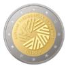 2 euro commémorative Lettonie 2015 - Présidence du Conseil de l'UE Avers