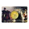 2,5 euro Belgique 2015 BU - Bataille de Waterloo Avers