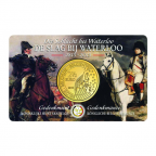 2,5 euro Belgique 2015 BU - Bataille de Waterloo Avers