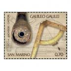 (PHILEUR18.070.2014.1) 0,70 euro Saint-Marin 2014 - Galilée