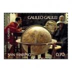 (PHILEUR18.070.2014.2) 0,70 euro Saint-Marin 2014 - Galilée
