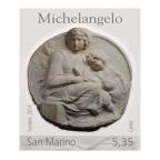 (PHILEUR18.535.2014.1) 5,35 euro Saint-Marin 2014 - Michel-Ange