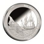5 Florin Royaume-Uni des Pays-Bas 2015 - Argent BE Revers