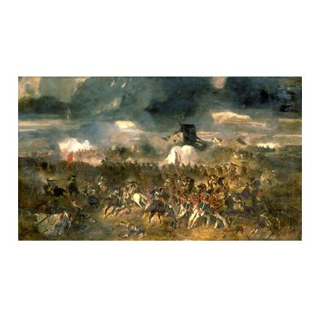5 euro Pays-Bas 2015 argent BE - Bataille de Waterloo (visuel complémentaire)