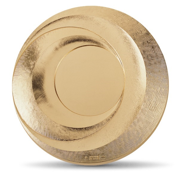 (FMED.Méd.MdP.CuSn.100112200600B0) Bronze clipboardmedal - Focus Obverse (zoom)