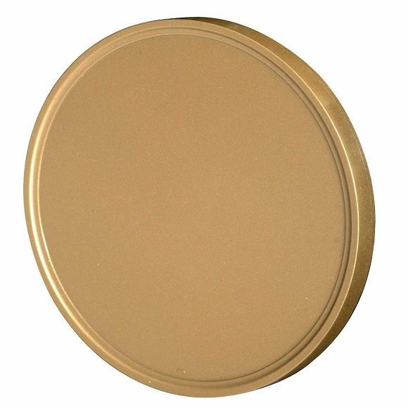 (FMED.Méd.MdP.CuSn.100112200600B0) Bronze clipboardmedal - Focus Reverse (zoom)