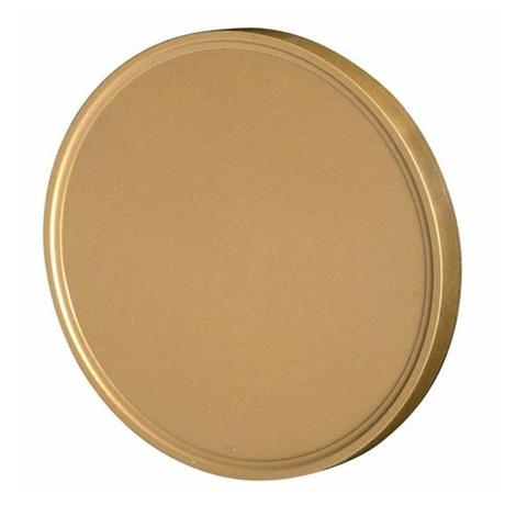 (FMED.Méd.MdP.CuSn.100112200600B0) Médaille presse-papiersbronze-Objectif Revers