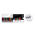(Srs.PHILEUR18.080.2015.1&095.2015.2) Saint-Marin 2015 - Journée mondiale des enseignants (série des 2 timbres) (premier jour)
