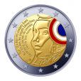 2 euro commémorative France 2015 BU - Fête de la Fédération Avers