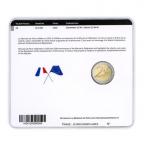 2 euro commémorative France 2015 BU - Fête de la Fédération Verso