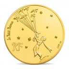 200 euro France 2015 or BE - Le Petit Prince Avers