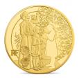 200 euro France 2015 or BE - Première Guerre mondiale Avers
