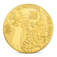 200 euro France 2015 or BE - Première Guerre mondiale Revers