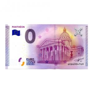 (EURBILLS.000.2015.RF.8.E.UEBG004769) 0 euro France 2015 - Panthéon Recto