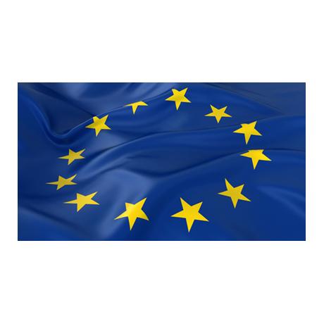 2 euro commémorative Finlande 2015 - Drapeau européen (visuel complémentaire)