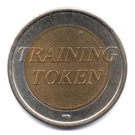 (EUR07.tk200.0.cp5.000000001) Training token 2 euro Avers
