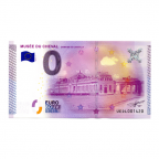 (EURBILLS.000.2015.RF.10.E.UEDL001420) 0 euro France 2015 - Musée du Cheval Recto