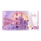 (EURBILLS.000.2015.RF.11.E) 0 euro France 2015 - Palais des papes et pont d'Avignon Verso