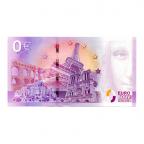 (EURBILLS.000.2015.RF.9.E.UEDM002945) 0 euro France 2015 - Château de Chantilly Verso